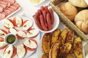 Villa Aina Food
