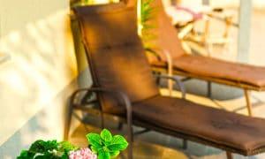 Villa Aina Double Room with Balcony