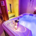 Vip Spa 1 for 2 hours                             for 2 people