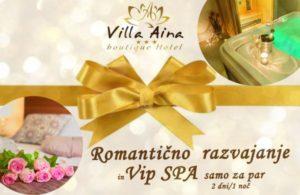ROMANTIC DATING - GIFT VOUCHER FOR 1 NIGHT
